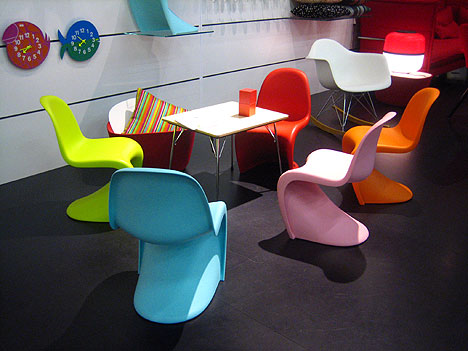 Verner Panton Stacking Chair These Verner Panton Chairs