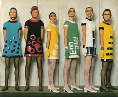 60s Women's Fashion