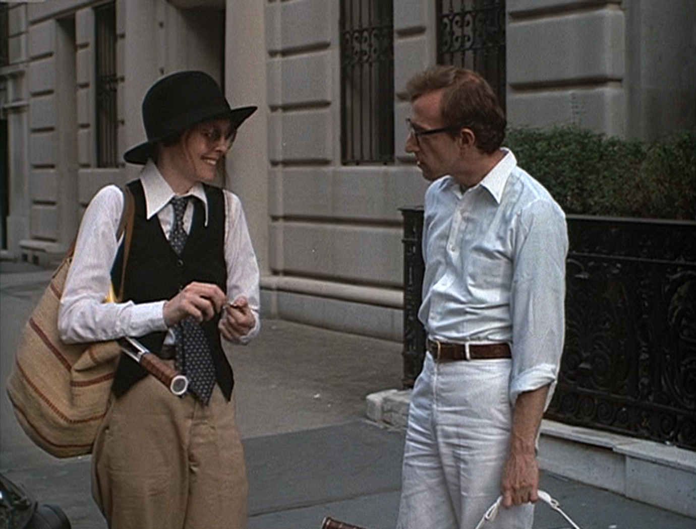 Film, Annie Hall, White Shirts, Movies, Costumes Design ...