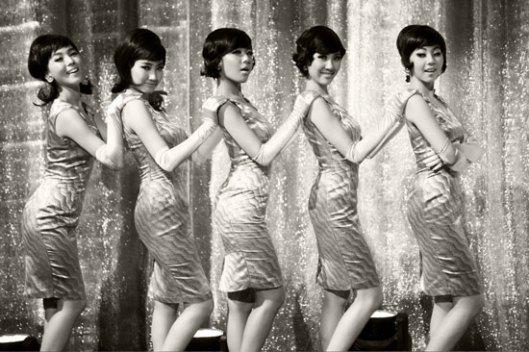 1960s festive fashion