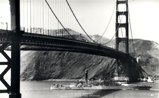 golden gate bridge 1930s