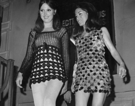 1960s celebrity fashion