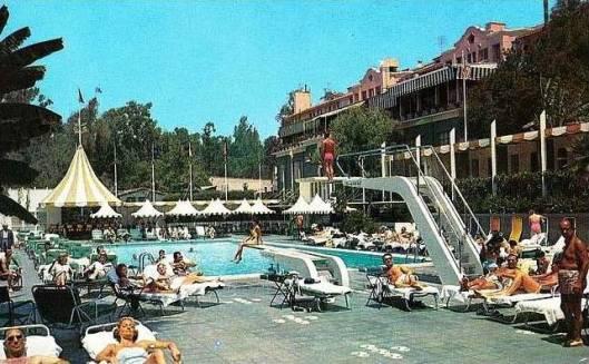 beverly hills hotel history