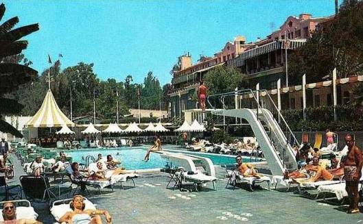 beverly hills hotel history
