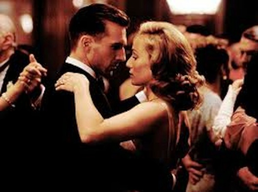 the english patient dance