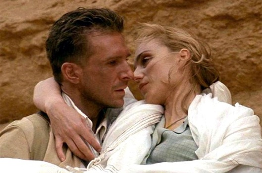 the english patient love